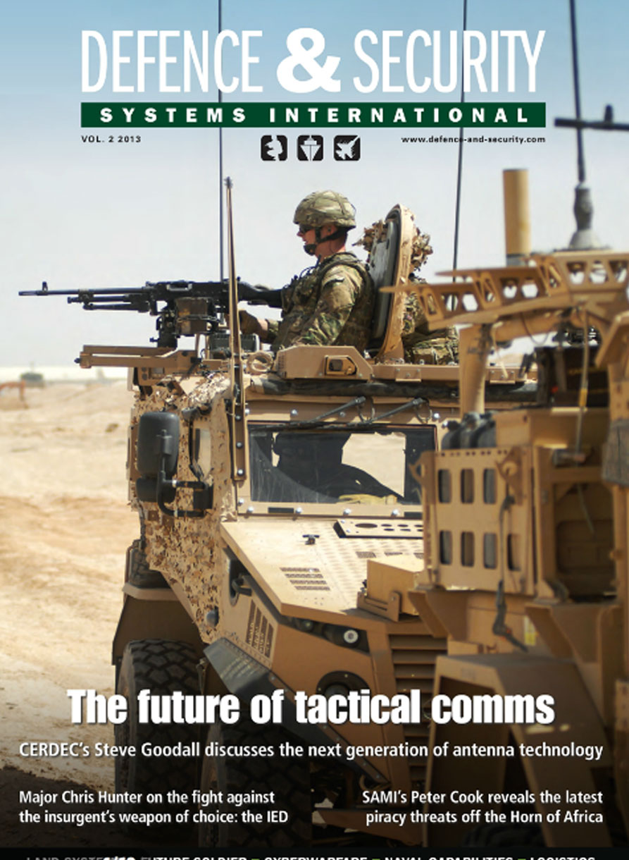 Defence & Security Systems International Vol. 2 2013